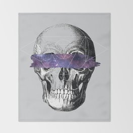 Don't Look // Anatomy x Geometry Throw Blanket