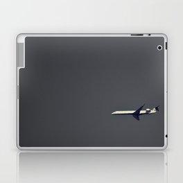 Lonely Flight Laptop & iPad Skin