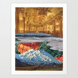 Save Our Ship Art Print