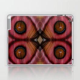 Mirrored Suraka Moth from Madagascar Laptop & iPad Skin