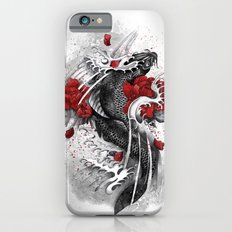 Black Koi iPhone 6s Slim Case