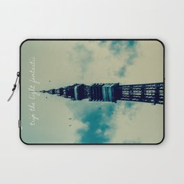 Trip The Light Fantastic  Laptop Sleeve