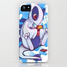 Gamer Lugia iPhone Case