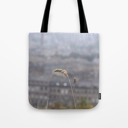 Edinburgh Grass Tote Bag