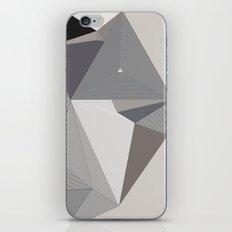 Origami III iPhone Skin