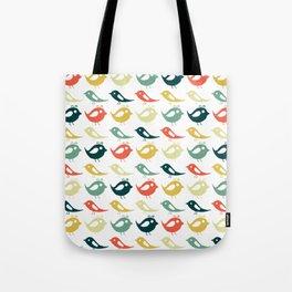 Birdies Tote Bag