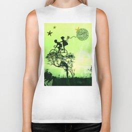 Childhood Biker Tank
