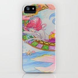 magical merm iPhone Case