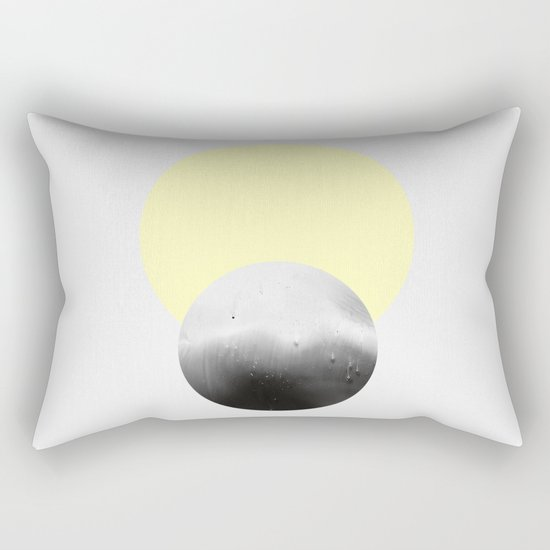 SUN + MOON Rectangular Pillow