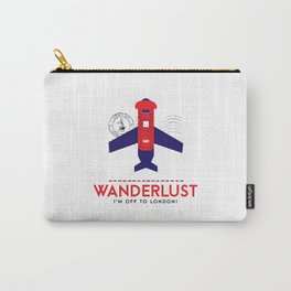 Royal Travel - London Wanderlust Carry-All Pouch