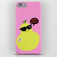Pear Don't Care iPhone 6 Plus Slim Case