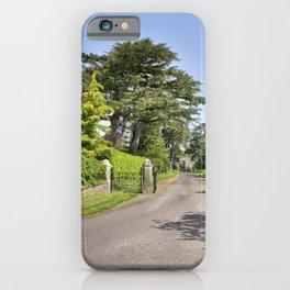 Bradfield Lodge  iPhone Case