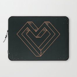 le coeur impossible (nº 6) Laptop Sleeve