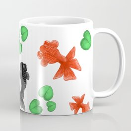 Gold in the weeds Coffee Mug
