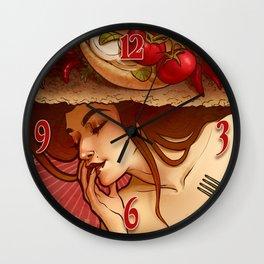Maritozzella Wall Clock