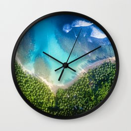 Paradise Wall Clock