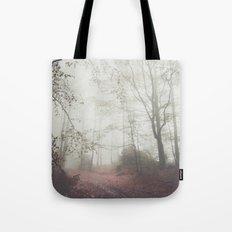Autumn paths II Tote Bag