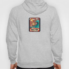 Pizza and Surf Hoody