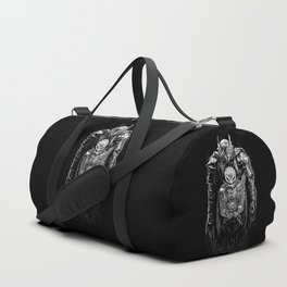 Black Swordsman Duffle Bag