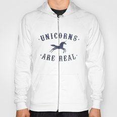 Unicorns Are Real II Hoody