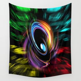 Abstract perfection 46 Wall Tapestry