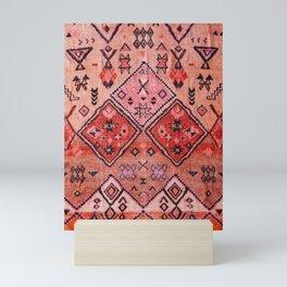 Epic Rustic & Farmhouse Style Original Moroccan Artwork  Mini Art Print