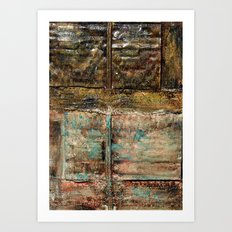 Intertwined Art Print