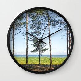 Kihnu Wall Clock