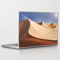 desert Laptop & iPad Skins featuring Desert by Turul