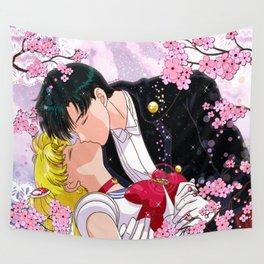 Eternal Kiss Wall Tapestry