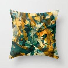 Raw Texture Throw Pillow