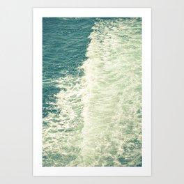 Sea Adventure - Ocean Crossing III Art Print