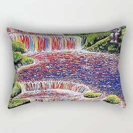 Fishing Trip Rectangular Pillow