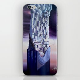 The Horizon of the Events iPhone Skin