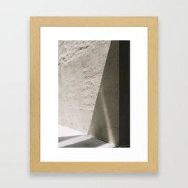 Much Light Framed Art Print