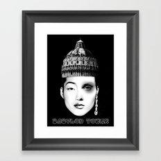 Babylon Tower Framed Art Print