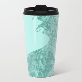 Nature of the face Travel Mug