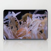 sea horse iPad Cases featuring Sea Horse by Starr Cuevas Photography