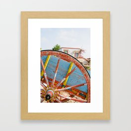 Apulian Dreams Framed Art Print