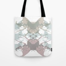Scarabs Faded Tote Bag