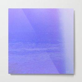 Morning Ocean Metal Print