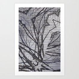Tree Pt. 1  Art Print