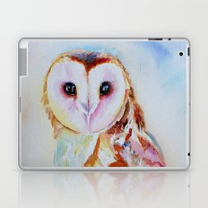 Barn Owl Laptop & iPad Skin