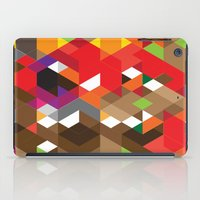 quentin tarantino iPad Cases featuring Life like a Geometry by Sitchko Igor
