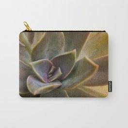 Graptopetalum Carry-All Pouch
