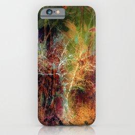 """Nature's Imprints"" iPhone Case"