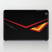 kill la kill iPad Cases featuring Kill La Kill - Senketsu by Kamaltmo