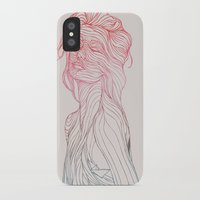 huebucket iPhone & iPod Cases featuring Someplace Beautiful by Huebucket