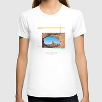 parks T-shirts featuring National Parks: Arches by Roadtrippers