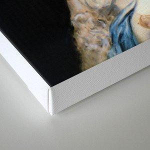 Brutalized Gainsborough 2 Canvas Print